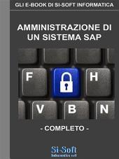 Amministrazione di un sistema SAP - completo
