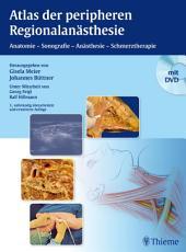 Atlas der peripheren Regionalan  sthesie PDF
