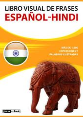 Libro visual de frases Español-Hindi