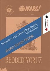 Amargi Dergisi Seçkisi: Türkiye'de Anarşist Düşünce Tarihi Serisi - 4