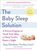 The Baby Sleep Solution PDF