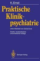 Praktische Klinikpsychiatrie PDF