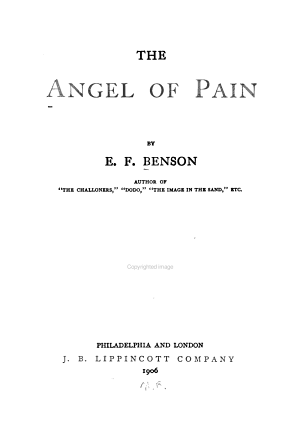 The Angel of Pain PDF