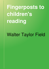 Fingerposts to Children's Reading