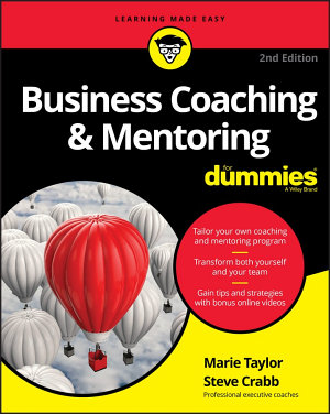 Business Coaching   Mentoring For Dummies PDF