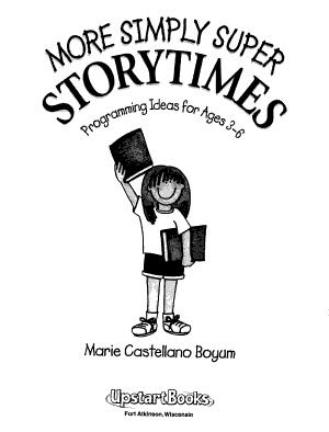 More Simply Super Storytimes PDF