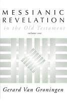 Messianic Revelation in the Old Testament PDF