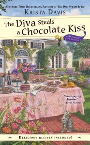The Diva Steals a Chocolate Kiss Book