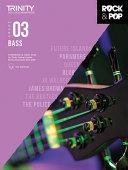 Trinity Rock   Pop 2018 Bass Grade 3