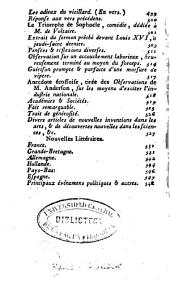 Journal encyclopédique: Volume 4