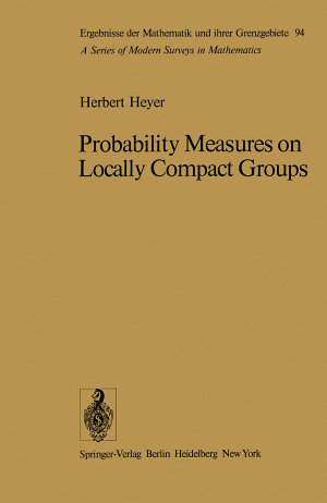 Probability Measures on Locally Compact Groups