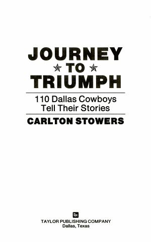 Journey to Triumph