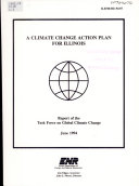 A Climate Change Action Plan for Illinois