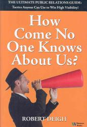 How Come No One Knows About Us  Book PDF