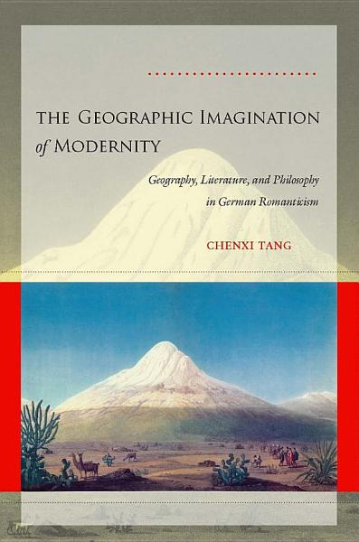 The Geographic Imagination Of Modernity