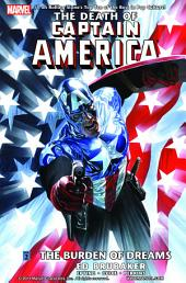 Captain America: The Death of Captain America Vol. 2 - The Burden of Dreams