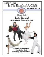 Let's Dance! a Study of Dance Styles