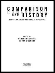 Comparison And History Book PDF