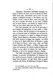 Annali del principato ecclesiastico di Trento dal 1022 al 1540 compilati sui documenti da Francesco Felice Degli Alberti