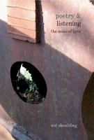 Poetry   Listening PDF