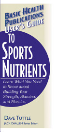 User s Guide to Sports Nutrients PDF