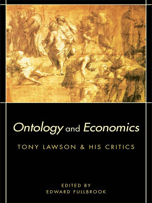 Ontology and Economics