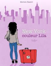 New York couleur Lila
