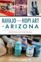Navajo and Hopi Art in Arizona PDF