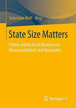State Size Matters PDF