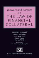 Yeowart and Parsons on the Law of Financial Collateral PDF