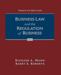 Business Law And The Regulation Of Business Book PDF