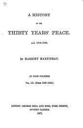 A History of the Thirty Years' Peace, A.D. 1816-1846: Volume 3