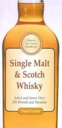 Single Malt   Scotch Whisky Book