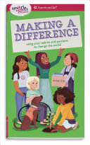 A Smart Girl s Guide  Making a Difference Book