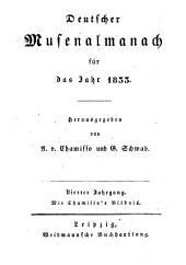 Deutscher Musenalmanach für das Jahr 1833