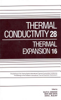 Thermal Conductivity 28 PDF