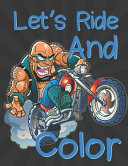 Let's Ride and Color