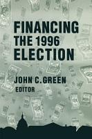 Financing the 1996 Election PDF