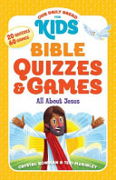 Our Daily Bread for Kids  Bible Quizzes   Games Book