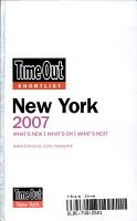 New York 2007 PDF