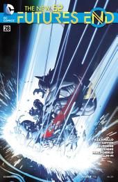 The New 52: Futures End (2014-) #28