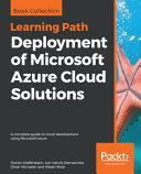 Deployment of Microsoft Azure Cloud Solutions PDF