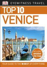 DK Eyewitness Top 10 Travel Guide  Venice PDF