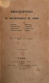 Description du département du Nord
