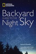 Backyard Guide to the Night Sky PDF