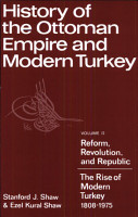 History of the Ottoman Empire and Modern Turkey  Volume 2  Reform  Revolution  and Republic  The Rise of Modern Turkey 1808 1975 PDF