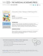 Communities in Action PDF