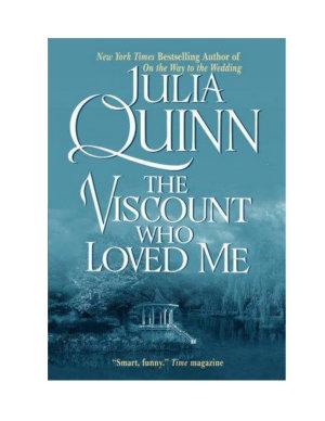 The Viscount Who Loved Me (Bridgerton Series, Book 02)