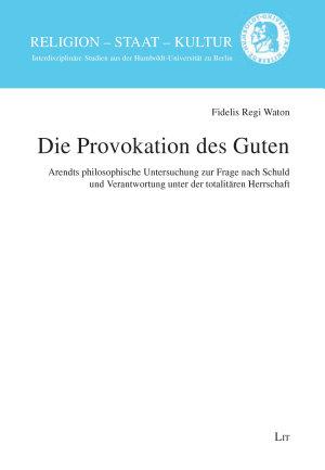 Die Provokation des Guten PDF