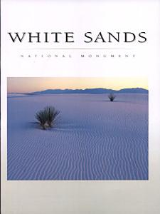 White Sands National Monument Book